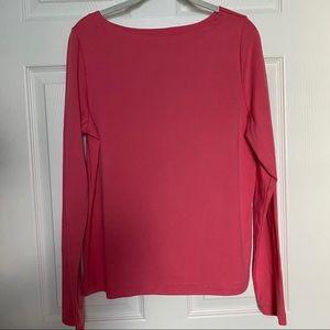 Gap Modern Long Sleeve Boatneck Shirt - XL